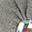 Ferma Capelli Luna Grigio Argento - Regalino perfetto anche per le feste