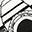 Mini Macchina Fotografica di Stoffa, Bianco - Perfetto regalino per le feste
