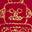Portachiavi Robot - Rosso Rubino - Regalino perfetto!