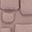 Porta Oggetti da Muro, Rosa Antico - 100% Cotone