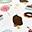 Pannolini Monouso Biodegradabili Fantasia Candy, Taglia Midi 2+, 22 pezzi – 4/10 Kg