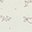 Pezza in Mussola di Cotone, Latte con Stampa Bergamotto – 60x60 cm – 100% Cotone bio