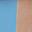 Scrivania Bimbi Trait d'Union, Azzurro - Legno di faggio massello