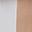 Sgabello Bimbi Point-Virgule, Bianco - Legno di faggio massello